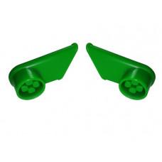 Accesorii pentru cărucior cumpărături - mâner, verde