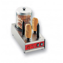 Aparat electric de prepararea hot-dog-urilor