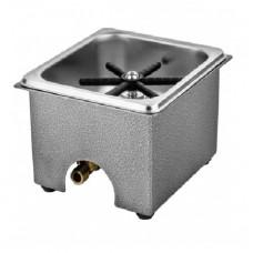 Dispozitiv de spălat pahare, 120x165x180 mm