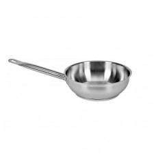 Cratiță profesională pentru sosuri, cu mâner, diametru 2000 mm,  2 L