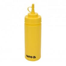 Dispenser pentru sosuri 350 ml, galben