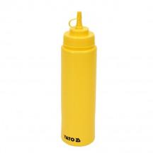 Dispenser pentru sosuri 700 ml, galben