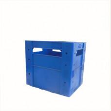 Ladă din plastic A109, 400x300x367 mm, albastru