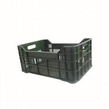 Ladă din plastic A113A, 600x400x200 mm, verde