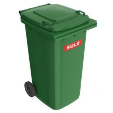 Tomberon pentru deşeuri 80 l, verde