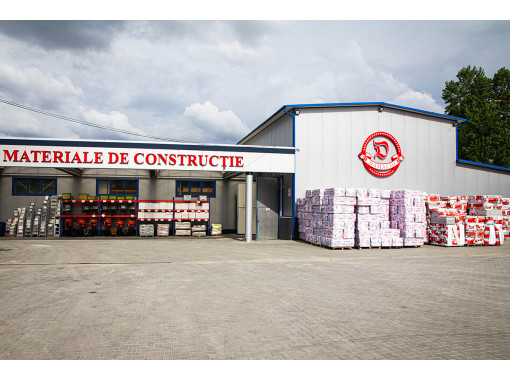 Magazin de materiale de construcție Damalio, Chișinău