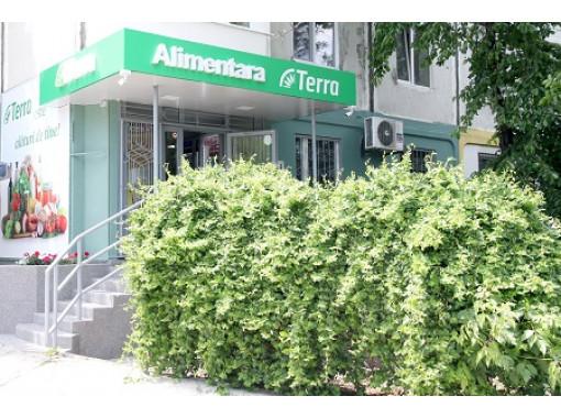 Magazin alimentar Terra, Chișinău