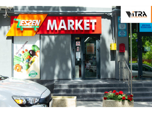 Essen Market - magazin alimentar