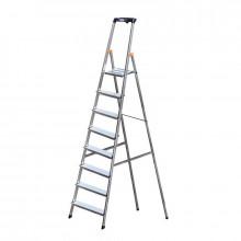 Scară Safety 8 1x8 trepte (3.70 m) + raft